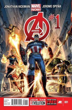 Avengers Vol 5 1