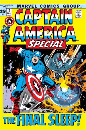 Captain America Annual Vol 1 2