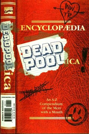 Encyclopaedia Deadpoolica Vol 1 1