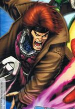 Remy LeBeau (Earth-9411) Marvel Heroes (UK) Vol 1 17