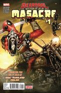Deadpool Masacre Vol 1 1