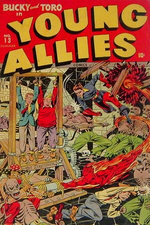 Young Allies Vol 1 13