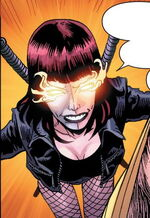 Mary Walker (Earth-11131) from M.O.D.O.K. Assassin Vol 1 3 0001