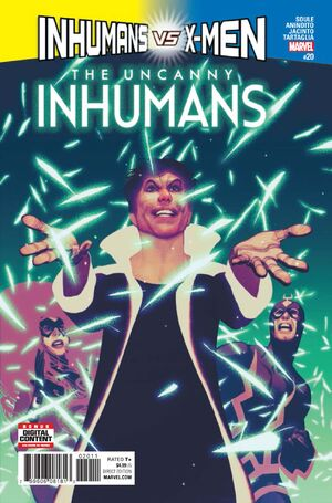 Uncanny Inhumans Vol 1 20