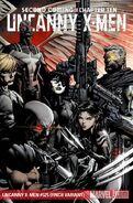 Uncanny X-Men Vol 1 525 Variant Finch