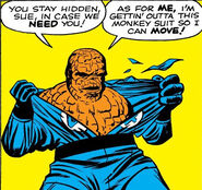 Benjamin Grimm (Earth-616) from Fantastic Four Vol 1 3 0001