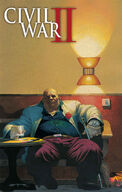 Civil War II Kingpin Vol 1 1 Ribic Variant Textless