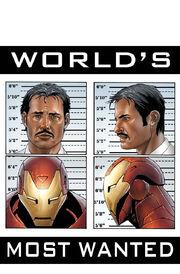 Invincible Iron Man Vol 2 9 Textless