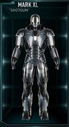 Iron Man Armor MK XL (Earth-199999)