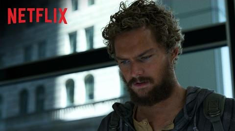 Marvel's Iron Fist Official Trailer Netflix HD