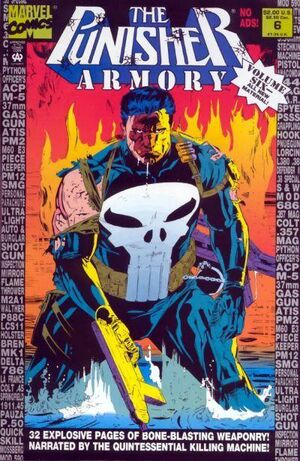 Punisher Armory Vol 1 6