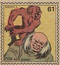 Red Ghost Marvel Value Stamp