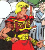 Alexander of Macedon (Virtual Unreality) (Earth-928) Doom 2099 Vol 1 16 002