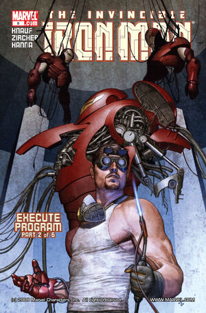 Iron Man Vol 4 8