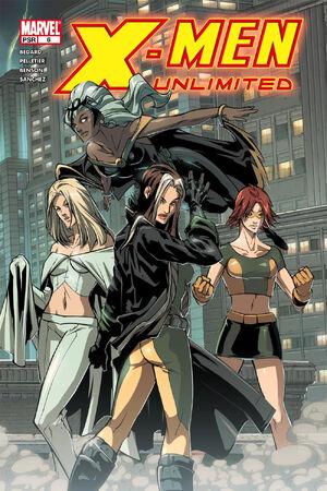 X-Men Unlimited Vol 2 6
