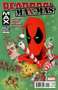 Deadpool MAX X-Mas Special Vol 1 1