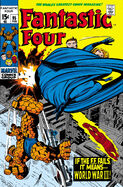 Fantastic Four Vol 1 95