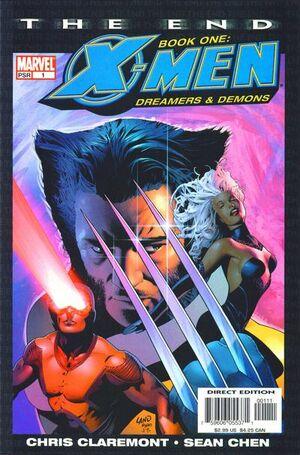 X-Men The End Vol 1 1