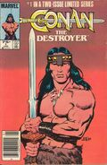 Conan the Destroyer Movie Special Vol 1 1
