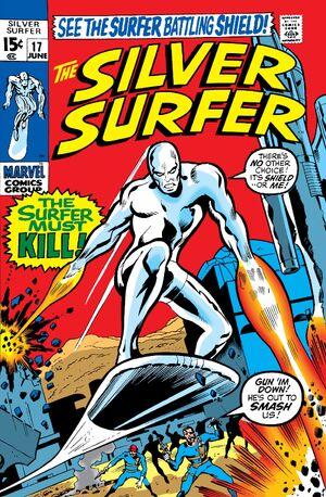 Silver Surfer Vol 1 17