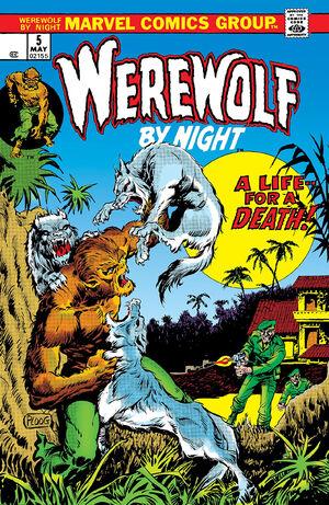 Werewolf by Night Vol 1 5
