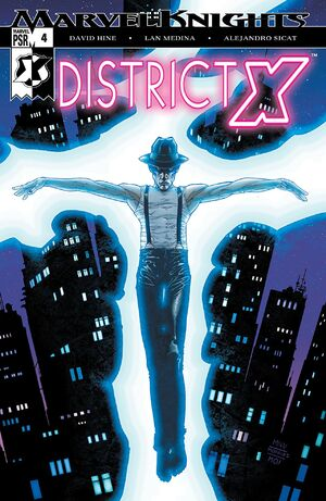 District X Vol 1 4