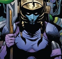Hala (Earth-616) from Guardians of the Galaxy Vol 4 2 001