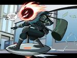 Jack O'Lantern (Criminal) (Earth-12041) from Ultimate Spider-Man Infinite Comic Vol 1 1 001