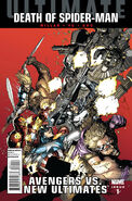 Ultimate Avengers vs. New Ultimates Vol 1 1