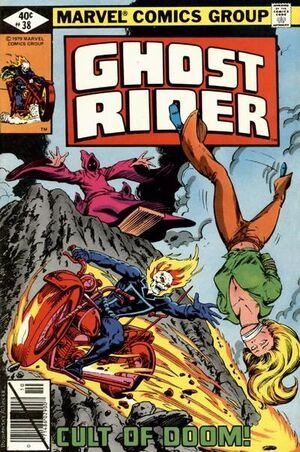 Ghost Rider Vol 2 38