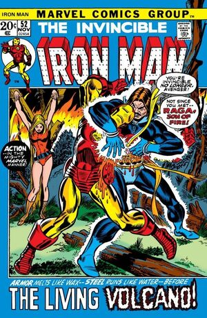 Iron Man Vol 1 52