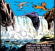 Democratic Republic of the Congo from Marvel Mystery Comics Vol 1 2 0001