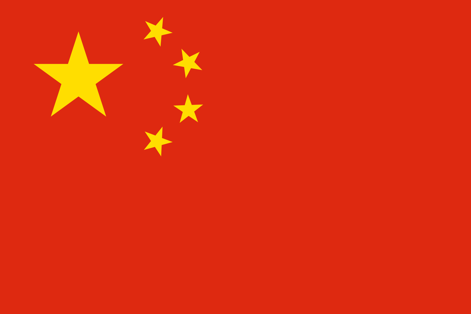 china Overview. Flag of China