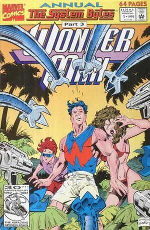 Wonder Man Annual Vol 1 1