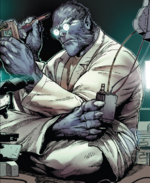 Henry McCoy (Earth-616) from Uncanny Inhumans Vol 1 1 001