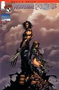 Wolverine Witchblade Vol 1 1