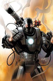 Iron Man 2.0 Vol 1 1 Textless