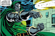 Victor von Doom (Earth-616) from Avengers Vol 1 332 001