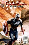 Captain America What Price Glory Vol 1 2