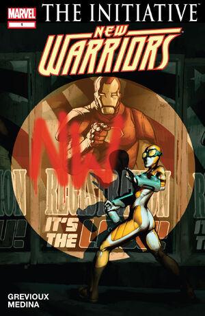 New Warriors Vol 4 1