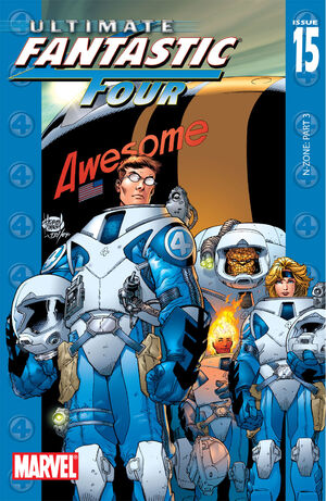 Ultimate Fantastic Four Vol 1 15
