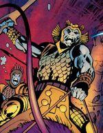 Attuma (Earth-71166) from Fantastic Four The End Vol 1 1 0001