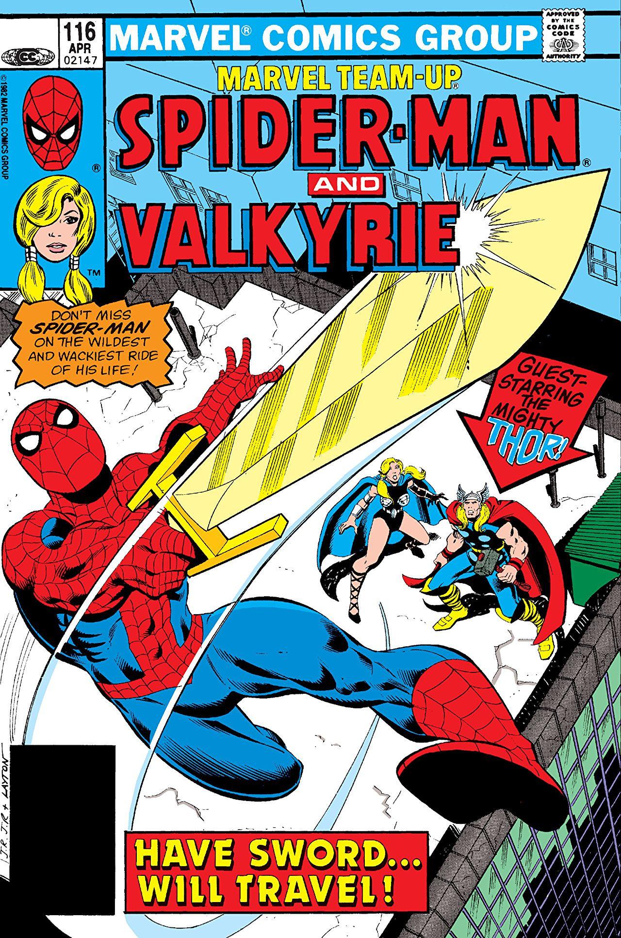 Marvel Team-Up Vol 1 116