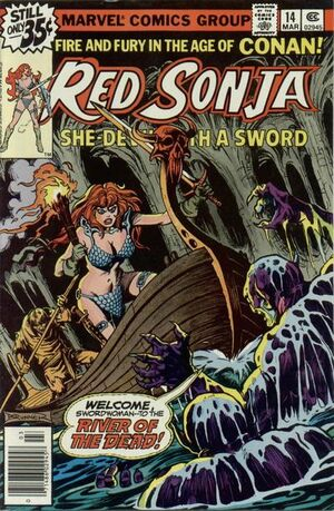Red Sonja Vol 1 14