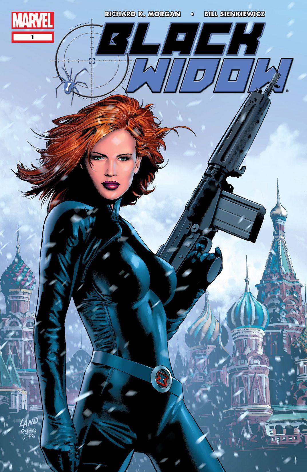 Персонажи Marvel Comics - Всё о комиксах