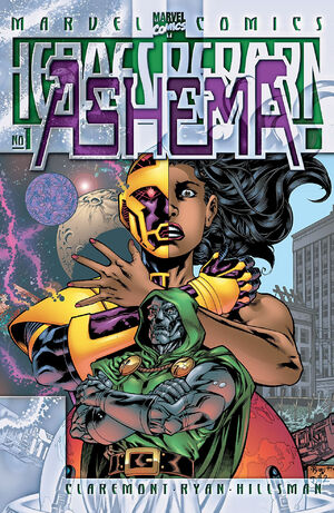 Heroes Reborn Ashema Vol 1 1