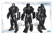 James Rhodes (Earth-199999) from Iron Man 2 (video game) 0001