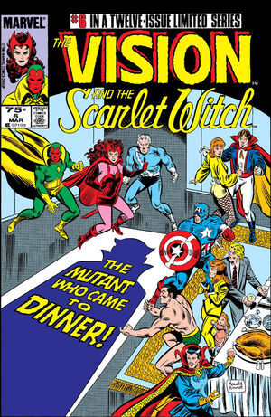 Vision and the Scarlet Witch Vol 2 6