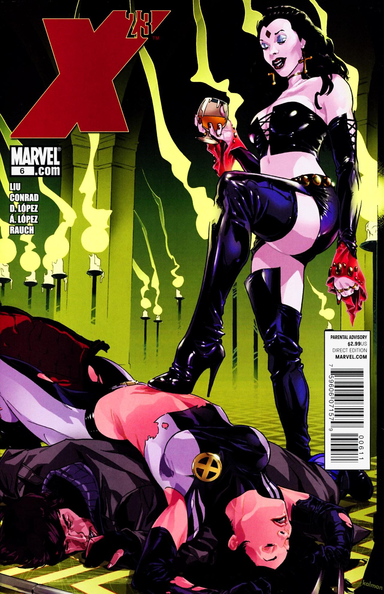 X-23 Vol 3 6 | Marvel Database | FANDOM powered by Wikia X 23 Marvel