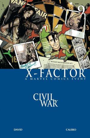 X-Factor Vol 3 9